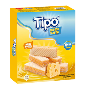 Tipo Cheese wafer