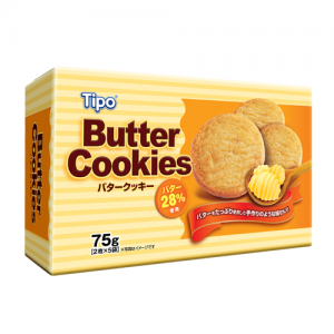 Bánh Tipo Butter cookies