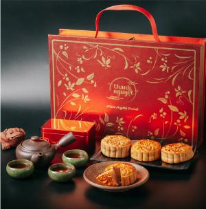 Bánh Trung thu Le Petit Prince