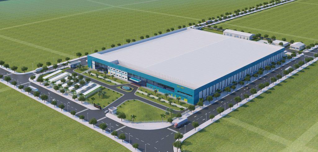 Hữu Nghị đầu tư xây dựng nhà máy thực phẩm hiện đại bậc nhất Đông Nam Á