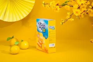 Nhãn hàng Tipo ra mắt dòng sản phẩm mới Tipo bánh kem xốp phô mai