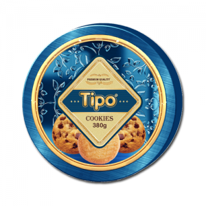 Tipo cookies 380g